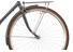 Creme Caferacer Doppio Citycykel Herrer 7-speed grå